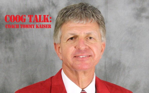 Coog Talk: Coach Tommy Kaiser