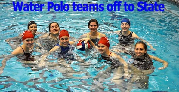 Water Polo teams returning to state