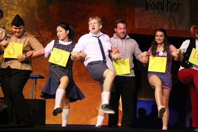 Putnam County Spelling Bee photo gallery