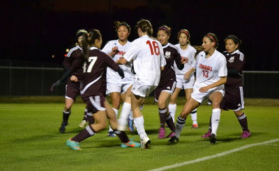 Girls soccer comes up short