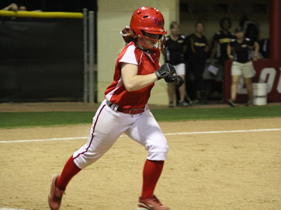 Softball rolls through first round