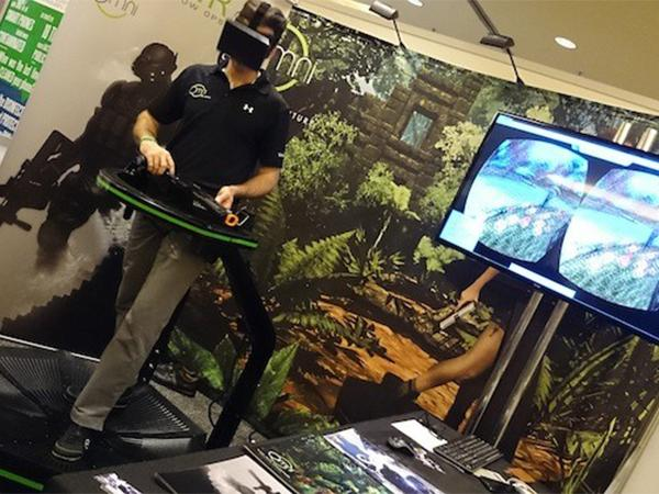 Holodeck takes big step toward VR gaming