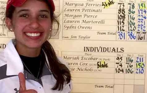 Golfer takes 10th at state