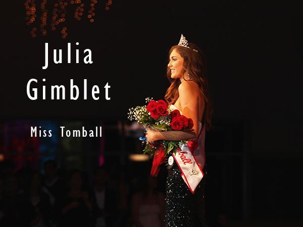 Gimblet earns Miss Tomball crown