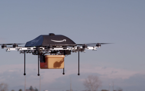 Amazon to Start Drone Trials