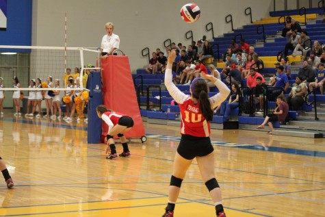 Volleyball Starts Strong with Fresh Team