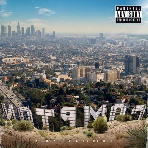 Album Review: Compton by Dr. Dre