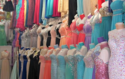 Charms to host Dress Sale