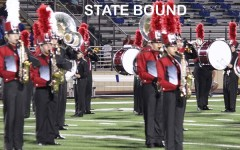 Band takes 3rd in Area, going to State