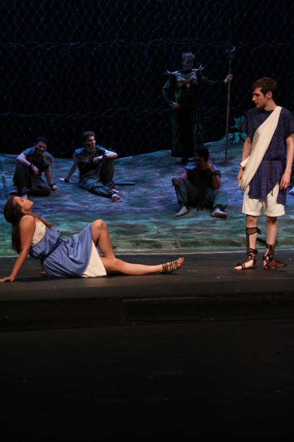 Theater presents Dream performance