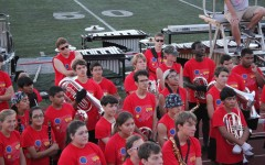 Band returns from State