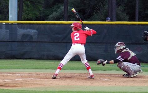 Varsity baseball beats Brenham