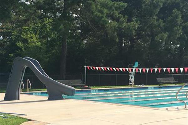 Break-in at the Park, Swim Team equipment stolen