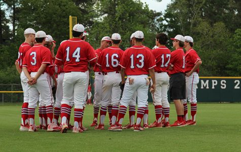 Cougar Baseball heads to Playoffs