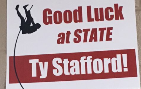Ty Stafford advances to Meet of Champions
