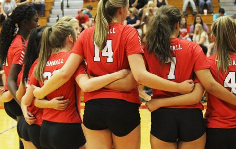 Volleyball sweeps through the week