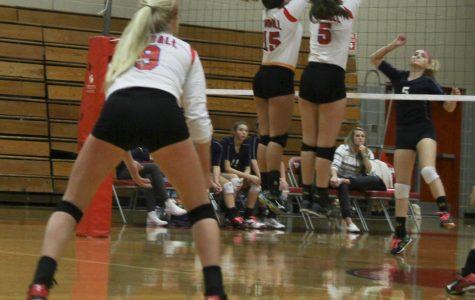 Volleyball beats Brenham, falls to Willis
