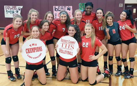 Volleyball on a roll as playoffs begin