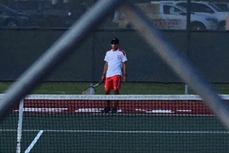 Tennis continues trail of victories