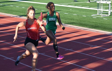 Girls dominate TMHS track meets
