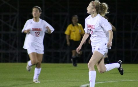 Girl's Soccer breaks down Waller