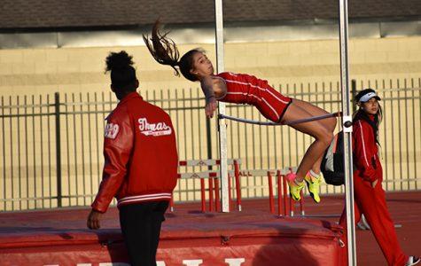 JV Track makes gains at MWHS