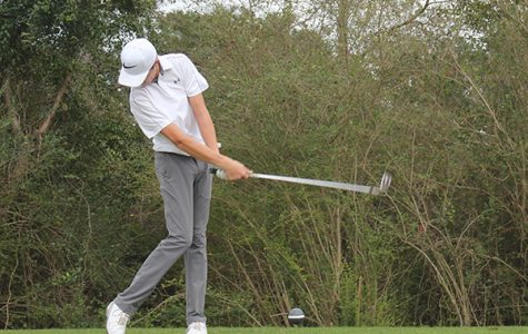 Golf stakes claim in Brenham