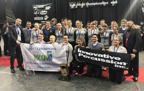 Percussion claims world title in Ohio