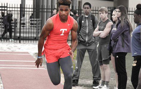 Track treks to regionals