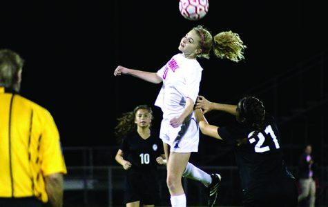 The Magnificent Seven: Freshmen boost girls soccer program