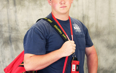 Heroes: Parker drawn to firefighting at young age