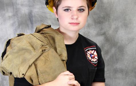 Heroes: Bradley following in step-mom's footsteps