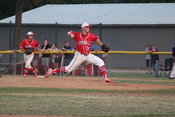 Baseball takes big step toward state title