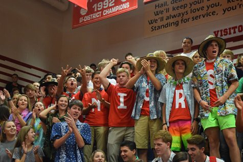 Photo Gallery: First Pep Rally