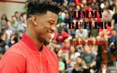 Memorable Pep Rally honors Butler (with photos)