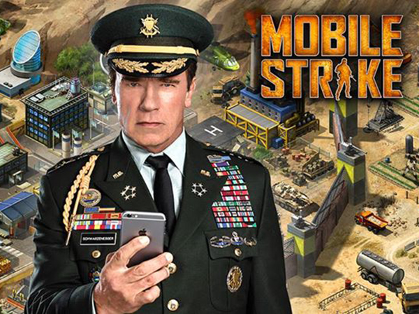 App Review: Mobile Strike