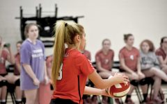 Volleyball defeats Waller, district record now 4-0