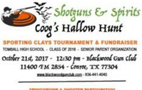 Shotguns and Spirits Fundraiser to benefit Prom 2018