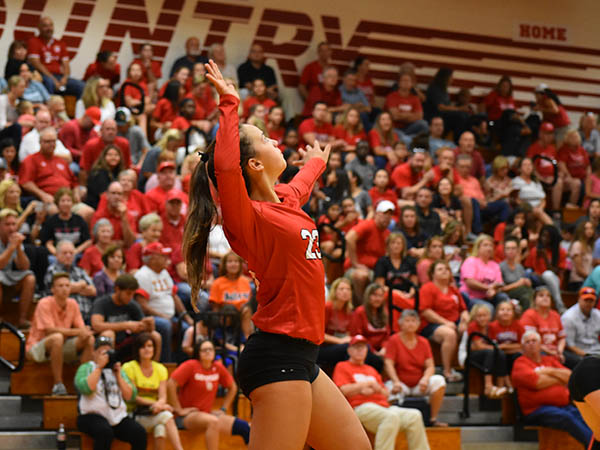 Volleyball suffers unexpected defeat