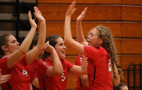 Volleyball opens playoffs vs. Hutto