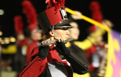 Band qualifies for state contest