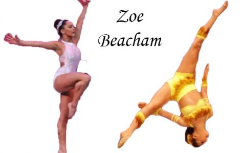Leaping into the dream: Beacham wins national dance competition