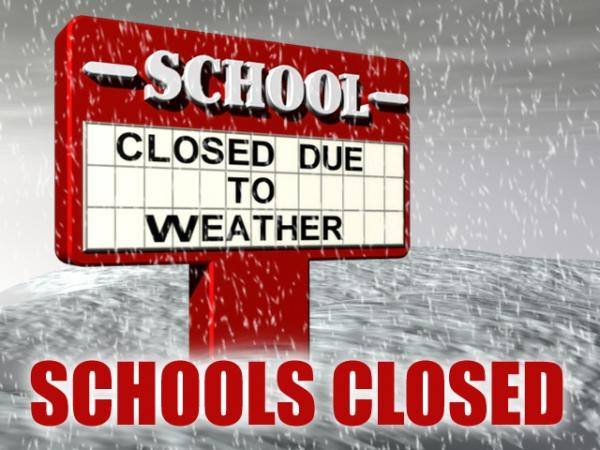 Cold weather keeps schools closed Wednesday