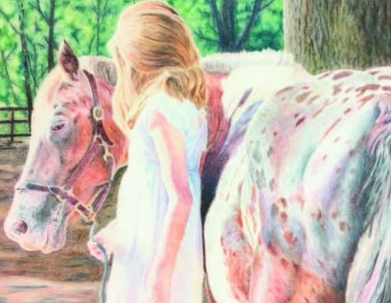 Artists saddle up for success