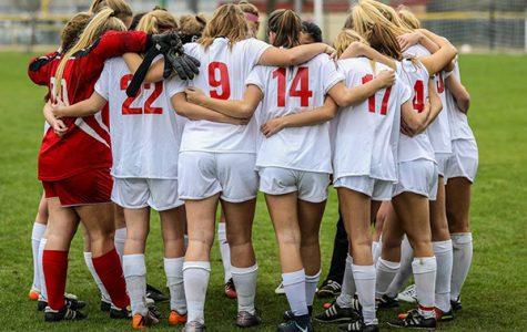 Girls earn spot in Regional Tournament