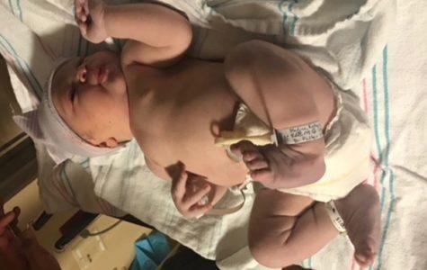 Mrs. Medina welcomes baby boy