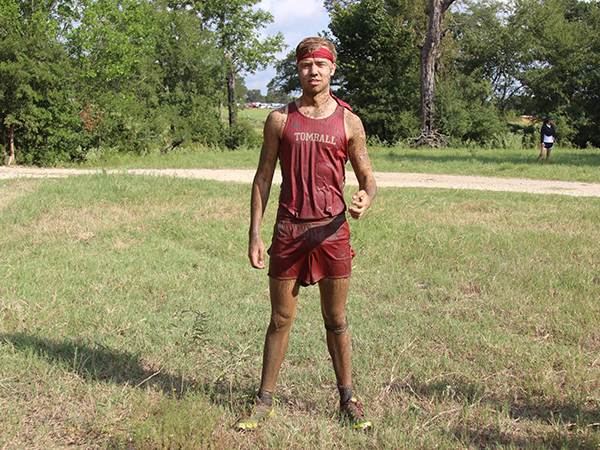 Cross Country dominates in muddy first meet