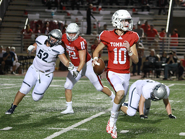 Meet the Cougars: The new faces of Tomball football