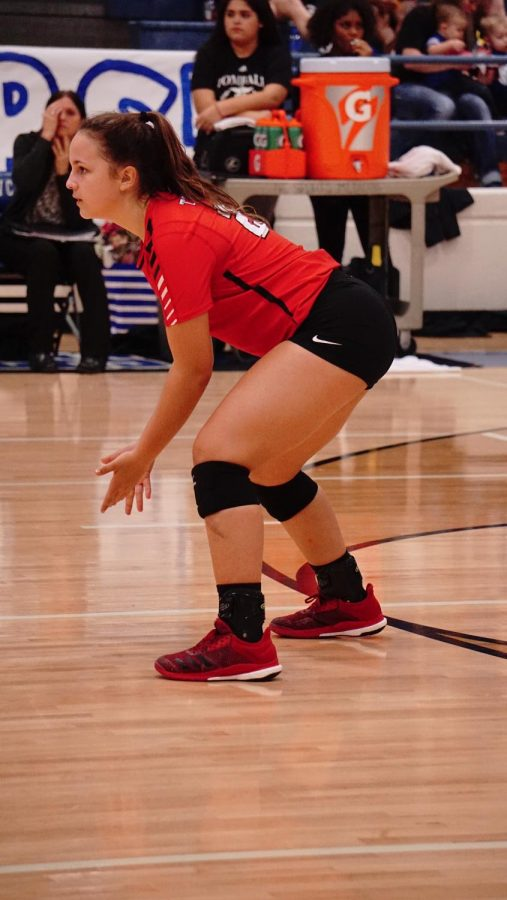 Volleyball bound for playoffs as season winds down
