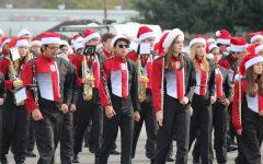Concert Band Spread Christmas Cheer